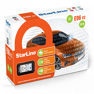 STARLINE E-96 V2 BT ECO 2CAN-4LIN